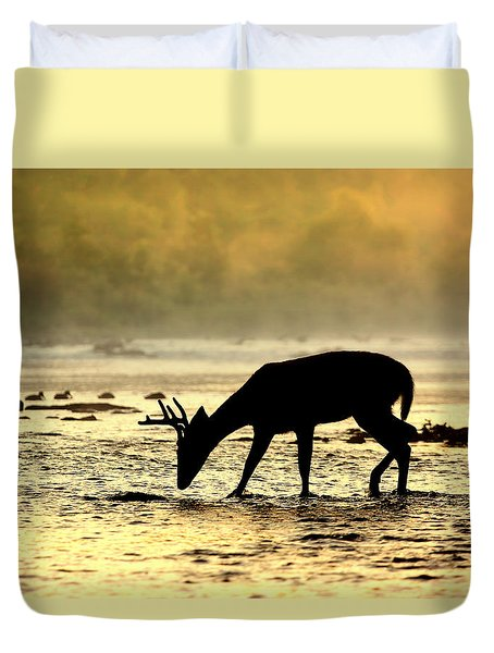 At Home Duvet Cover
