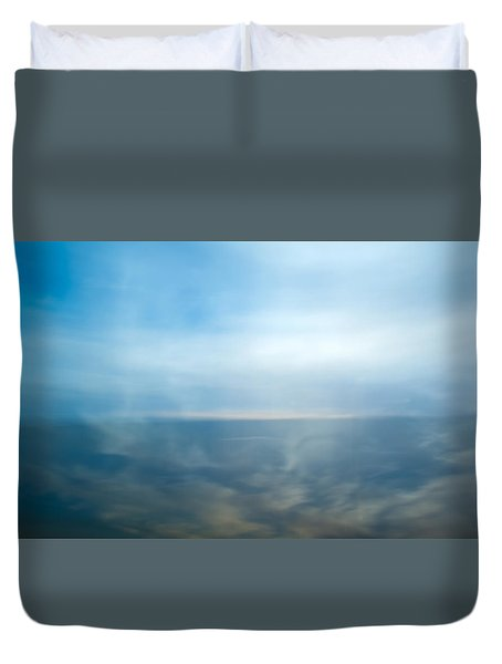 At Infinity Duvet Cover
