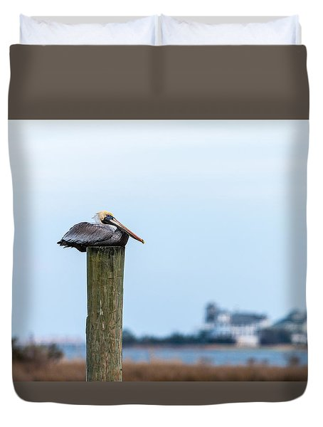 At Rest Duvet Cover by Gregg Southard