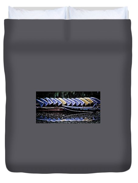 At Rest Duvet Cover