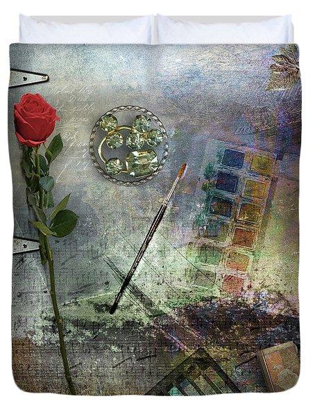 Atelier Duvet Cover