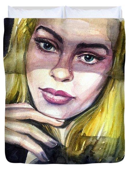 Athina Duvet Cover