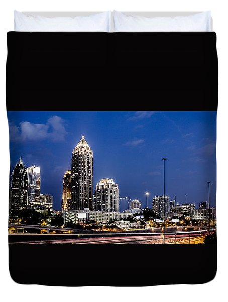 Atlanta Midtown Duvet Cover