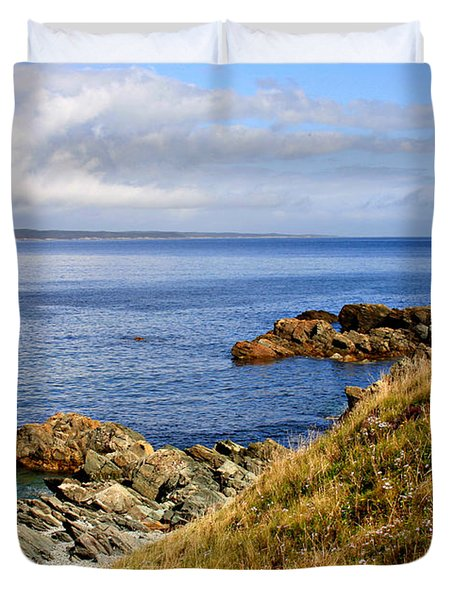 Cape Breton, Nova Scotia Duvet Cover