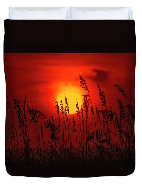 Atlantic Sunrise #2 Duvet Cover