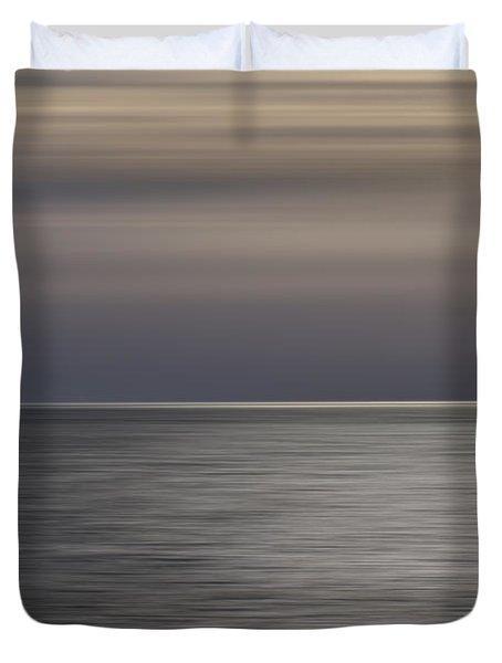 Atlantic Sunrise  Duvet Cover by Kevin Blackburn