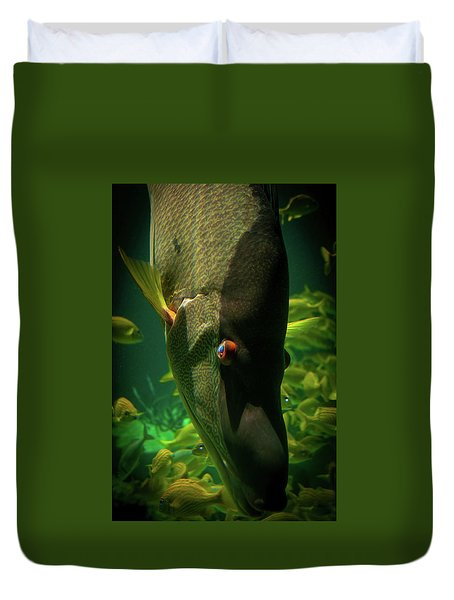 Atlantis Friends Duvet Cover