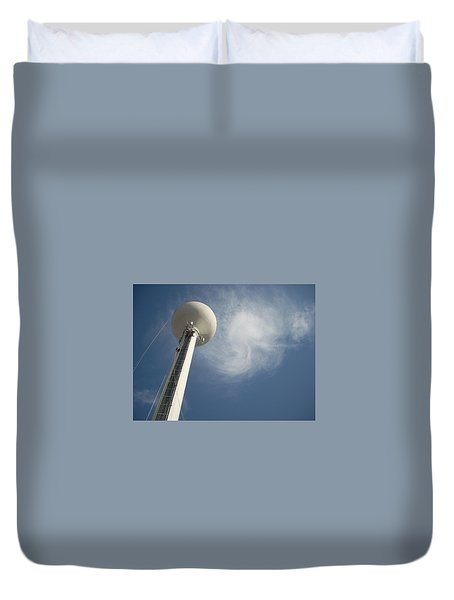 Atlas Duvet Cover