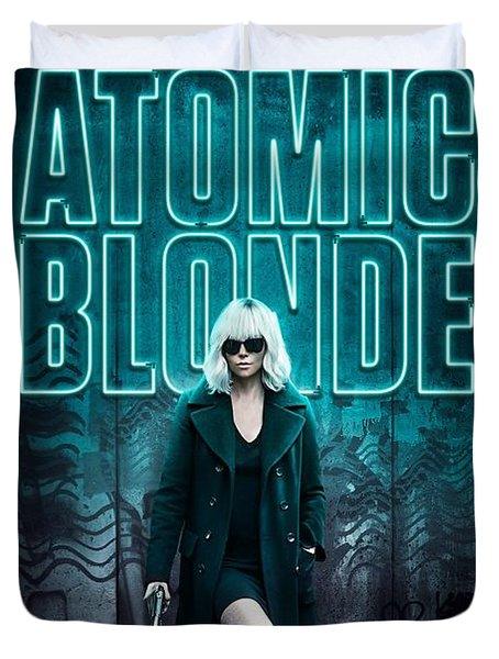 Atomic Blonde 2017 Duvet Cover