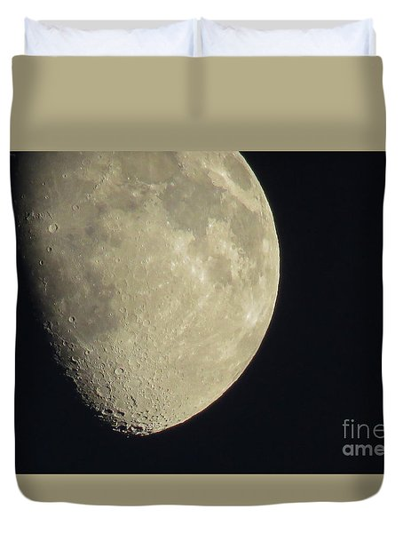 August Moon Duvet Cover