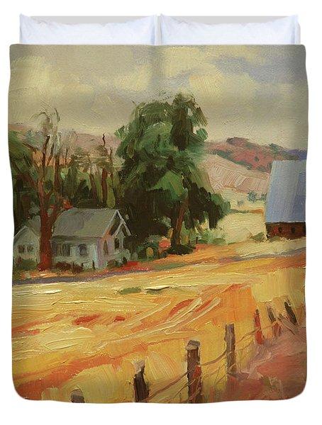 August Duvet Cover