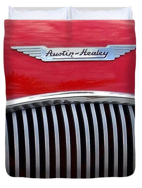 Austin-healey Duvet Cover