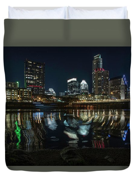 Austin Reflections Duvet Cover