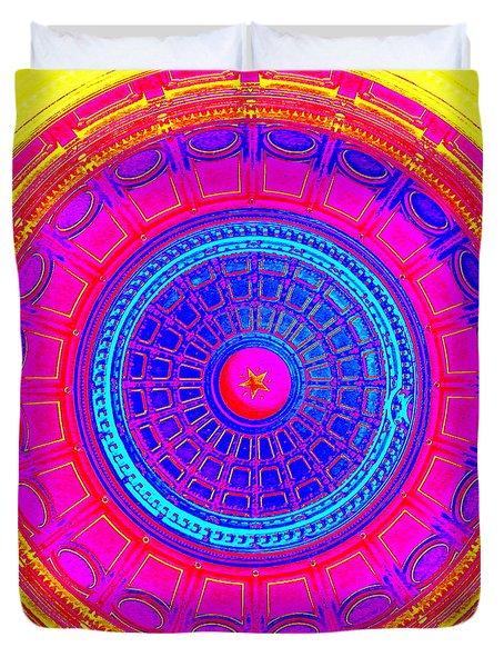 Austin Capitol Dome - 1 Duvet Cover
