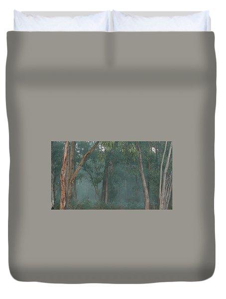 Australian Morning Duvet Cover