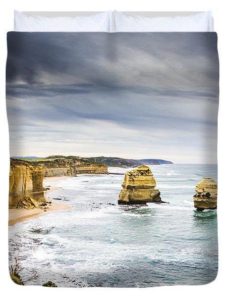 Australian Natural Wonders Duvet Cover