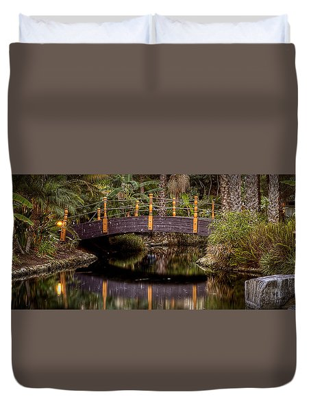 Auto Bridge Duvet Cover