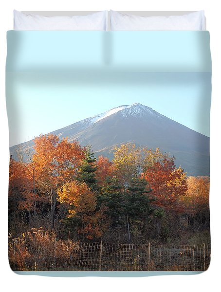 The Forest Of Creation Duvet Cover