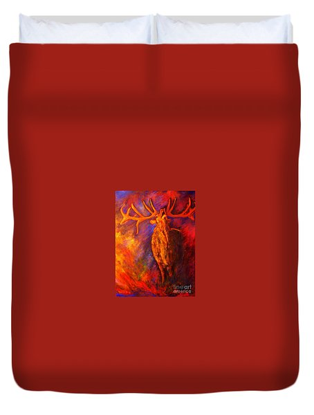 Autum-serenade Duvet Cover