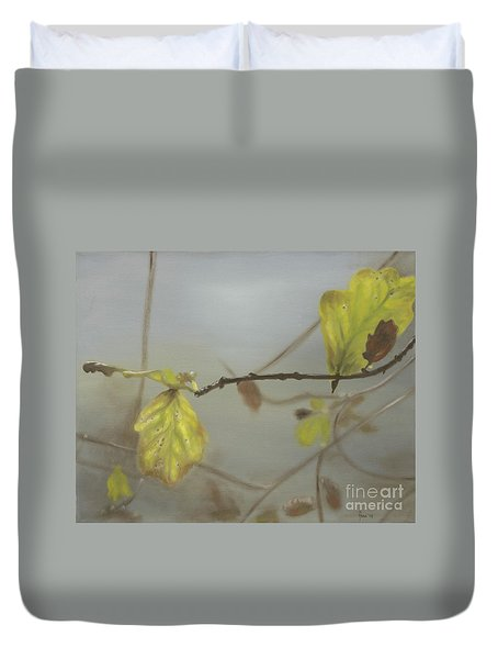 Autumn Duvet Cover by Annemeet Hasidi- van der Leij