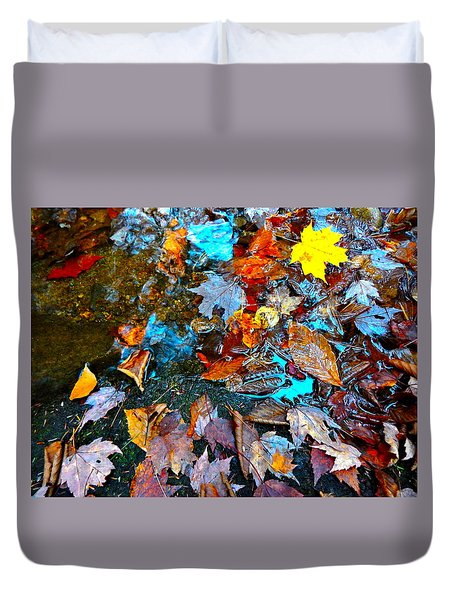 Autumn B 2015 124 Duvet Cover