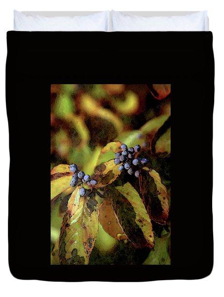 Autumn Berries 6047 Dp_2 Duvet Cover
