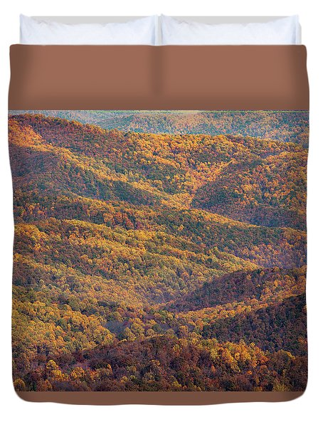 Autumn Blanket Duvet Cover