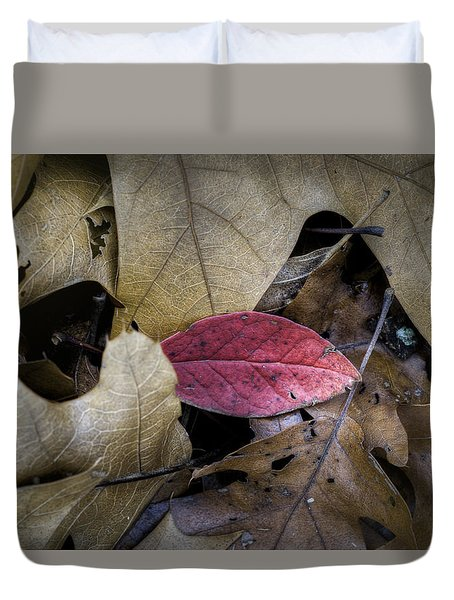 Autumn Blueberry  Duvet Cover