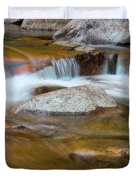 Autumn Cascade Nh Duvet Cover