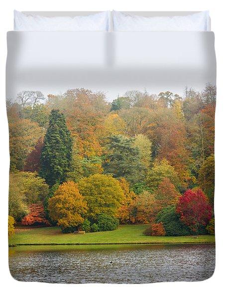 Autumn Colous Duvet Cover