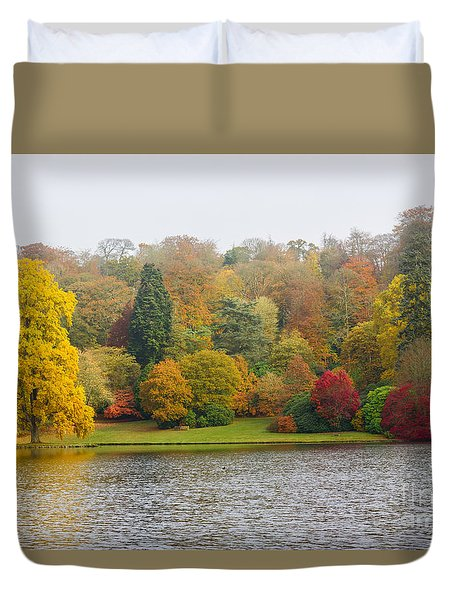 Autumn Colous Duvet Cover
