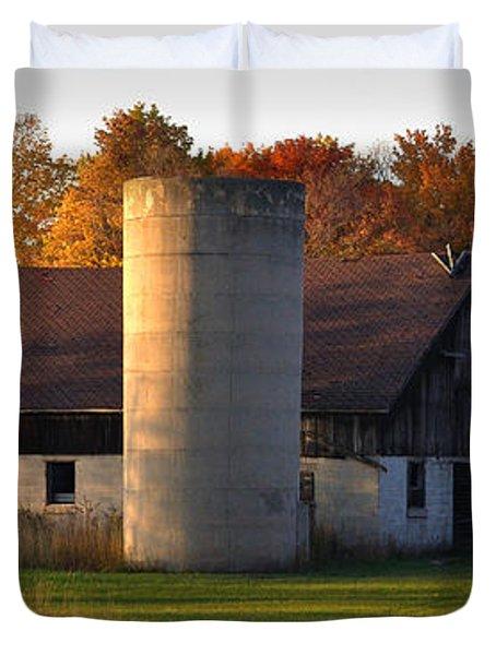 Autumn Evening Duvet Cover