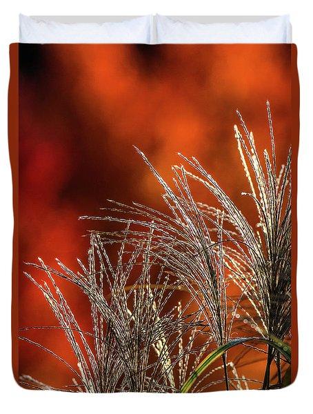 Autumn Fire - 1 Duvet Cover