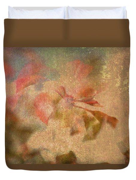 Autumn Fugue Duvet Cover