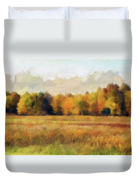 Autumn Impression 2 Duvet Cover