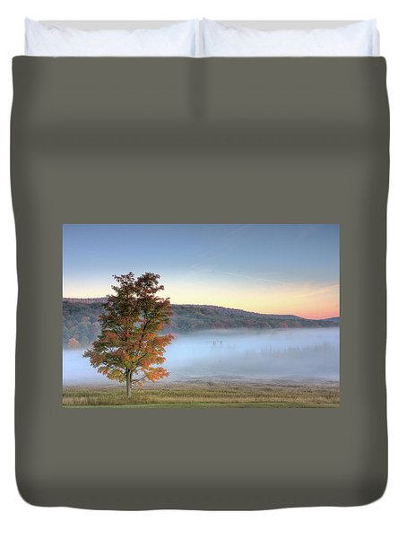 Autumn In Canaan Valley Wv  Duvet Cover