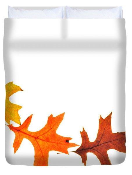Autumn Leaves 1 Duvet Cover