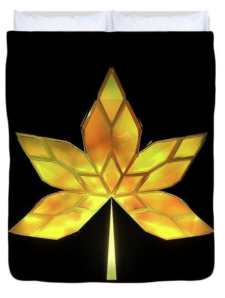 Autumn Leaves - Frame 070 Duvet Cover