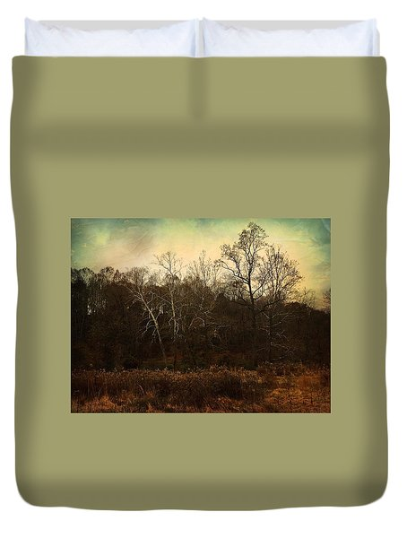 Autumn Majesty  Duvet Cover