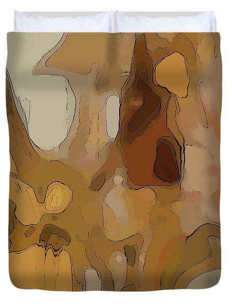 Autumn Melange Duvet Cover