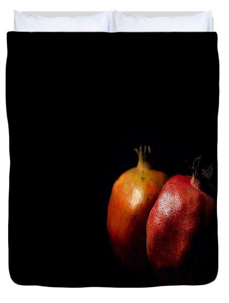 Autumn Pomegranate Duvet Cover