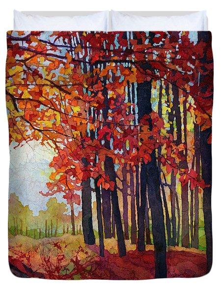 Autumn Rapture Duvet Cover