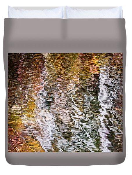 Autumn Tapestry  Duvet Cover