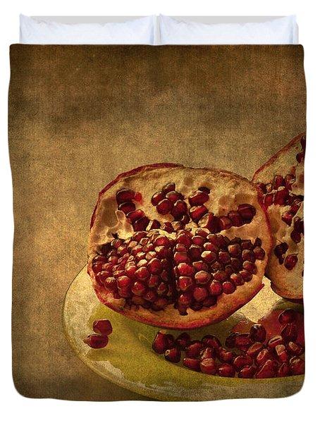 Autumn Treat Duvet Cover