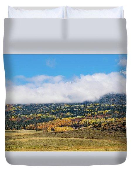 Autumn Veil Duvet Cover