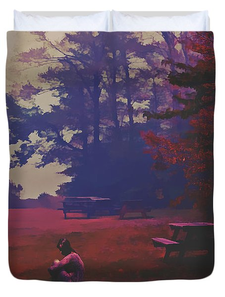 Autumnal Duvet Cover