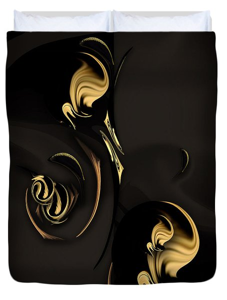 Autumnal Spirit Duvet Cover