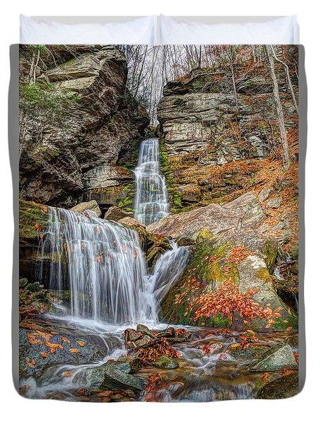 Autumns End Duvet Cover
