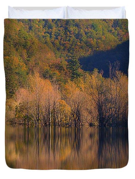 Autunno In Liguria - Autumn In Liguria 1 Duvet Cover