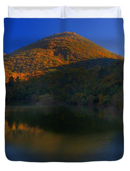 Autunno In Liguria - Autumn In Liguria 3 Duvet Cover